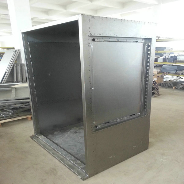 金属机柜激光焊接