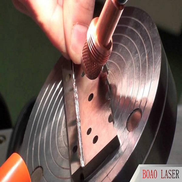 金屬模具激光修補