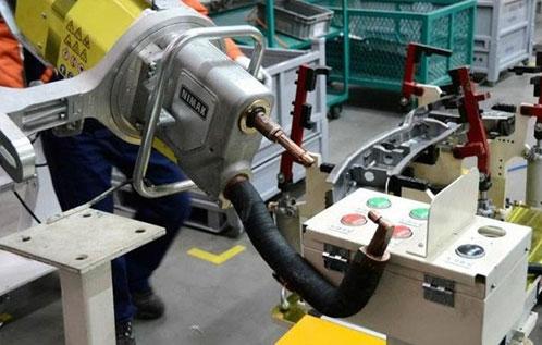 汽车激光焊接