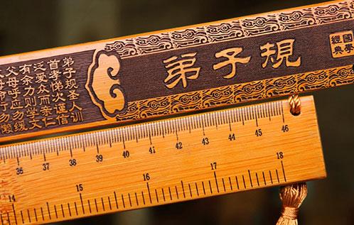 木質工藝品激光雕刻應用
