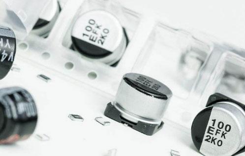 电子元器件激光标记