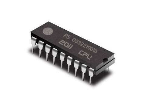 電子元器件激光標記