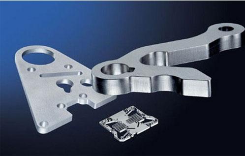 铝板激光切割应用