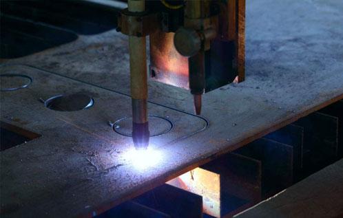造船激光切割